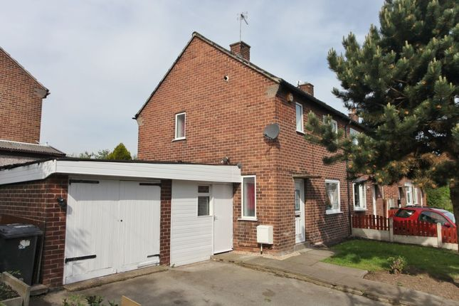 Thumbnail Semi-detached house for sale in Springhill Avenue, Brampton, Barnsley