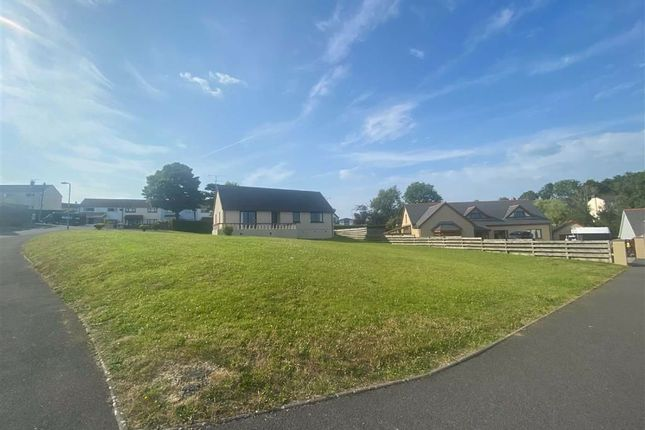 Thumbnail Detached bungalow for sale in Scarrowscant Lane, Haverfordwest