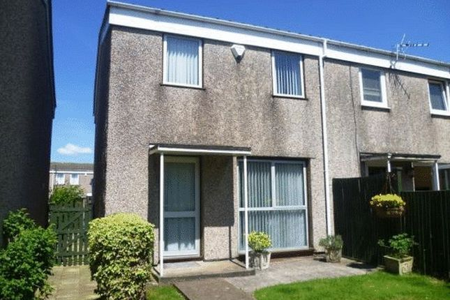 Thumbnail End terrace house to rent in Rodfords Mead, Hengrove