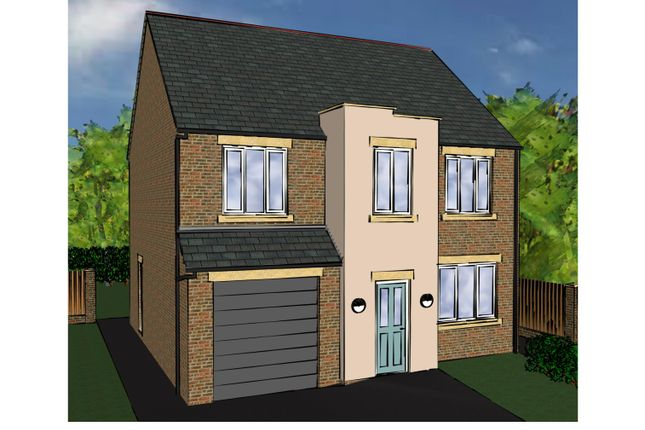 Thumbnail Detached house for sale in Elvin Way, New Tupton, Chesterfield