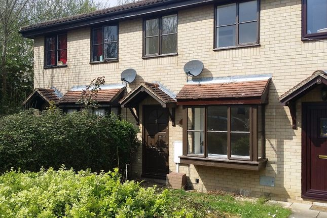 Thumbnail Terraced house to rent in Wagner Close, Browns Wood, Milton Keynes