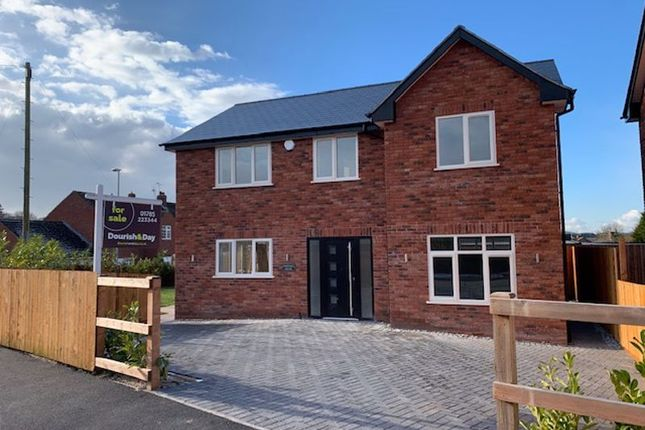 4 bed detached house to rent in Rockhouse Drive, Great Haywood, Stafford ST18