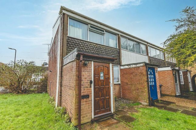 Thumbnail End terrace house for sale in Patricia Close, Cippenham, Slough