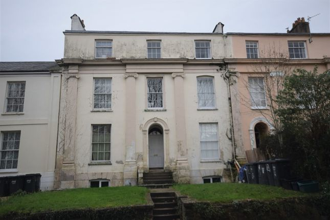 Thumbnail Studio to rent in Newport Terrace, Newport Road, Newport, Barnstaple
