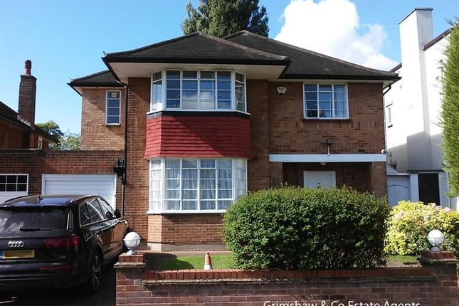 Thumbnail Detached house to rent in Ashbourne Road, Haymills Estate, Ealing, London