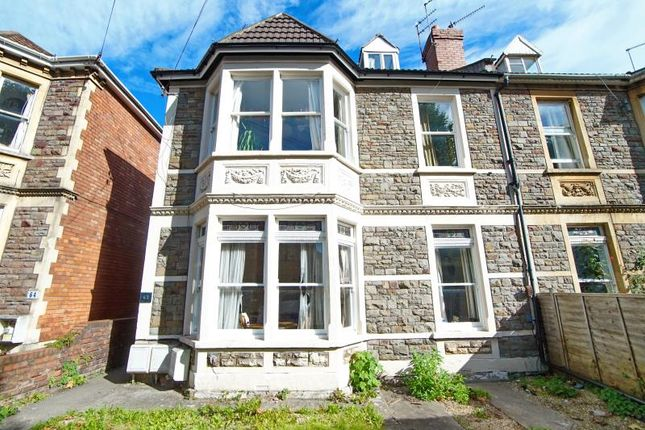 Thumbnail Flat to rent in Cranbrook Road, Redland, Bristol