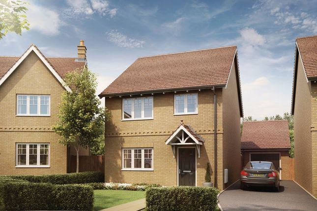 "Thumbnail Property for sale in ""The Langford"" at St. James Close, Bartestree, Hereford"