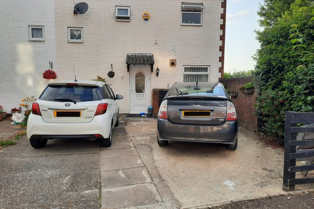 Thumbnail End terrace house to rent in Hobart Drive, Hayes, Middlesex