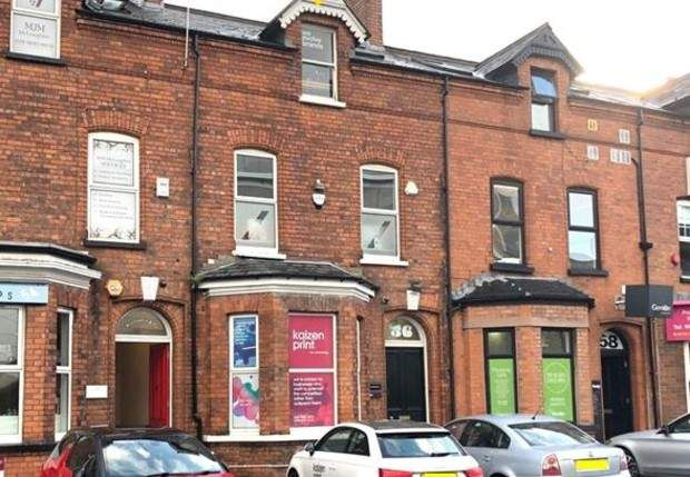 Thumbnail Office to let in Lisburn Road, Belfast, County Antrim