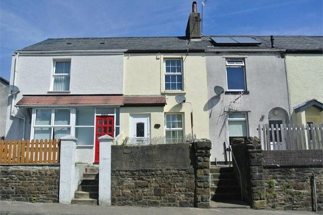 Thumbnail Terraced house to rent in Albion Road, Pontypool