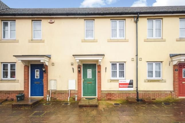 Thumbnail Terraced house for sale in Greenwell Road, Witham