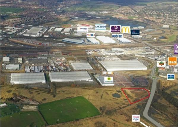 Thumbnail Retail premises for sale in Woodfield Way, First Point, Woodfield Way, Doncaster