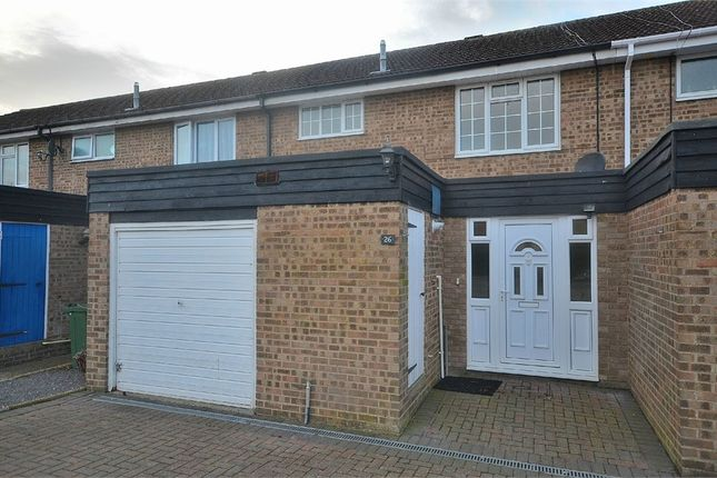 Thumbnail Terraced house to rent in Lister Road, Braintree