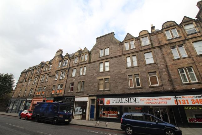 Thumbnail Flat for sale in Gorgie Road, Gorgie, Edinburgh