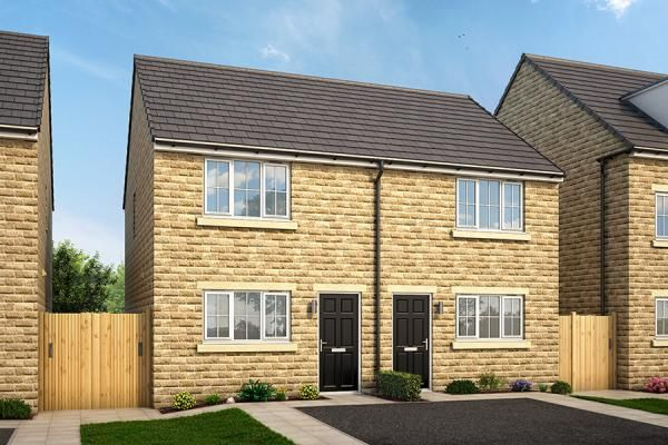 "Thumbnail Property for sale in ""The Haxby At Clarence Gardens Phase 2 "" at Parliament Street, Burnley"
