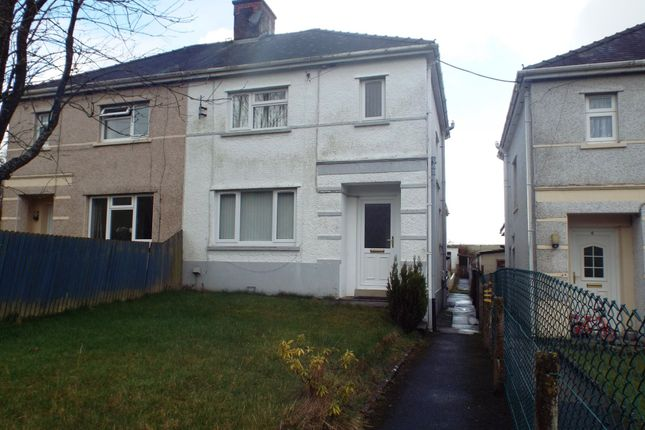 3 bed semi-detached house for sale in Llandeilo
