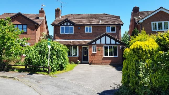 Thumbnail Detached house for sale in West Totton, Southampton, Hampshire