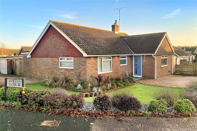 Thumbnail Bungalow for sale in Greenacres Ring, Angmering, West Sussex