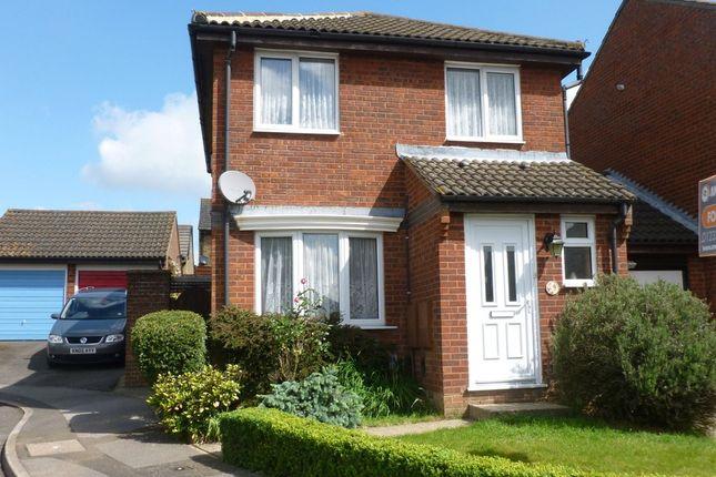 Thumbnail Link-detached house to rent in Troubridge Close, Willesborough, Ashford