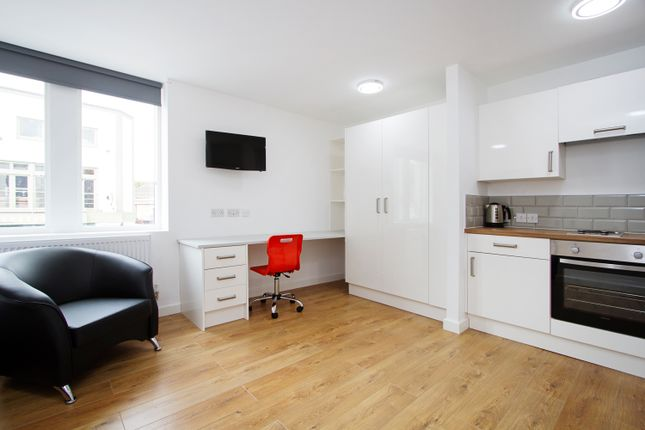 Thumbnail Flat to rent in Hassell Street, Newcastle Under Lyme
