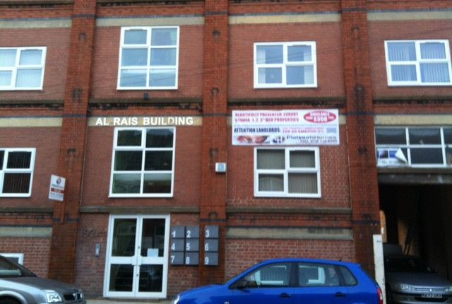 Thumbnail Flat to rent in 92A Asfordby Street Asfordby Street, Leicester