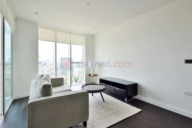 Thumbnail Flat to rent in Wyvil Road, London