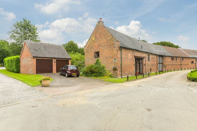 Thumbnail Barn conversion for sale in Loughborough Road, Bunny, Nottingham