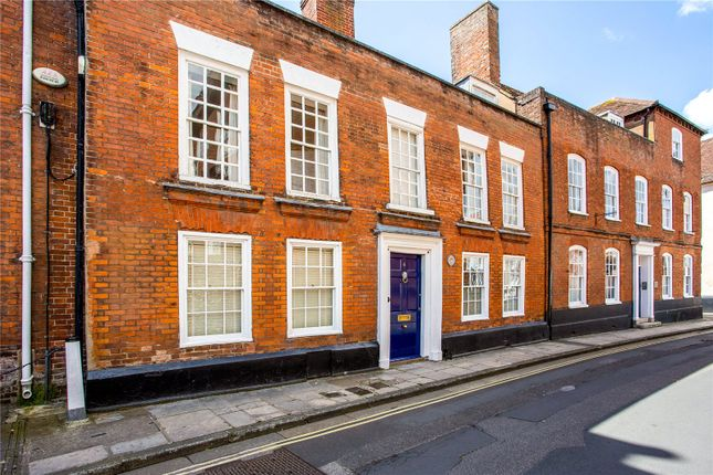 Thumbnail Terraced house for sale in East Pallant, Chichester, West Sussex