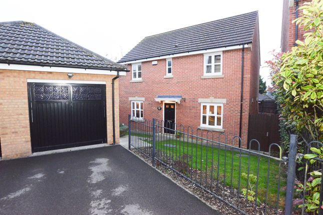 Thumbnail Detached house for sale in Wakeford Way, Warmley, Bristol