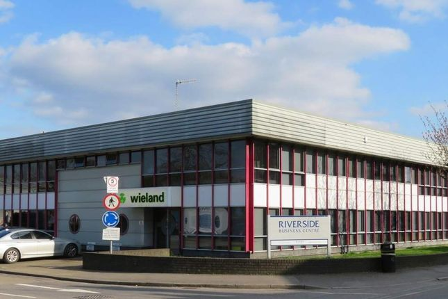 Thumbnail Office to let in Unit 1, Riverside Business Centre, Guildford