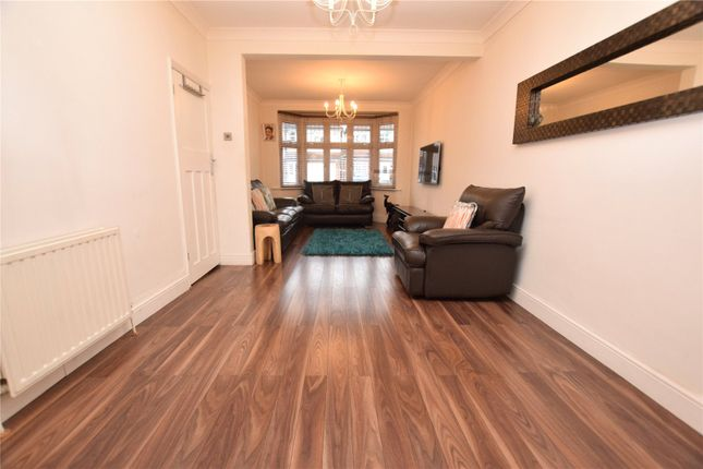 4 bed terraced house for sale in Belgrave Avenue, Gidea Park, Essex