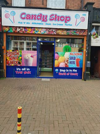 Thumbnail Retail premises for sale in Slade Road, Erdington, Birmingham, West Midlands