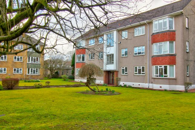 Thumbnail Flat for sale in Kings Gardens, Newton Mearns, Glasgow