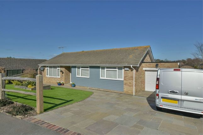 Thumbnail Detached bungalow for sale in Lychgate Close, Bexhill-On-Sea, East Sussex