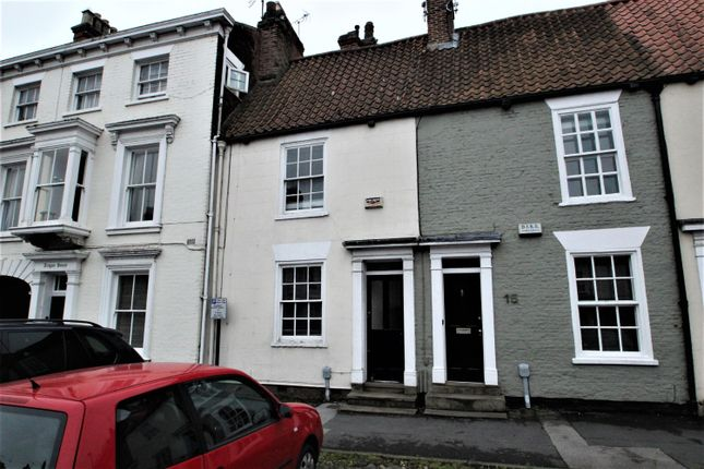 Thumbnail Terraced house to rent in North Bar Without, Beverley