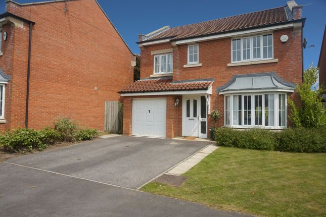 Thumbnail Detached house for sale in Aspen Grove, School Aycliffe, Newton Aycliffe