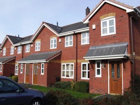 Thumbnail Property for sale in Dorman Close, Ashton On Ribble, Preston