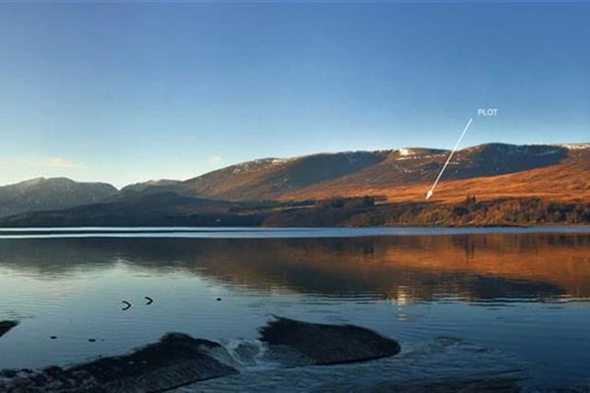 Thumbnail Land for sale in Kinloch Laggan, Newtonmore