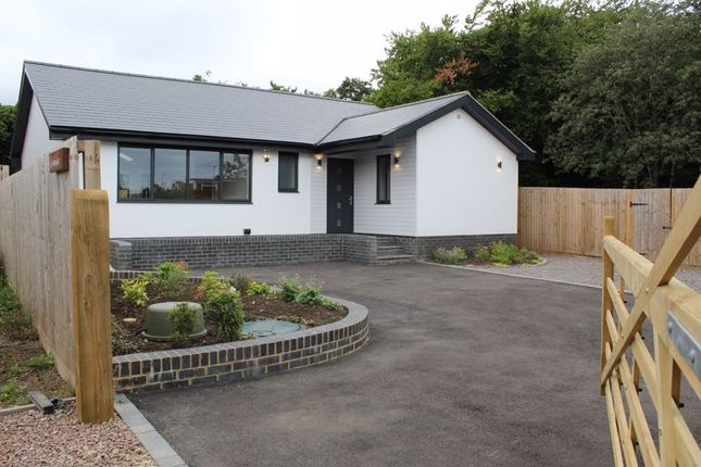 Thumbnail Detached bungalow for sale in Hesters Way Road, Cheltenham, Gloucestershire