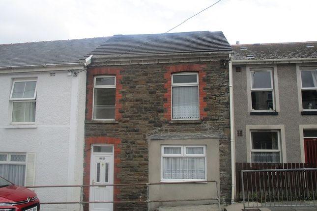 Thumbnail Terraced house for sale in Wern Road, Ystalyfera, Swansea.