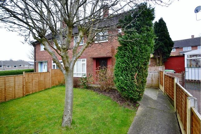 Thumbnail Semi-detached house to rent in Lincombe Drive, Roundhay, Leeds