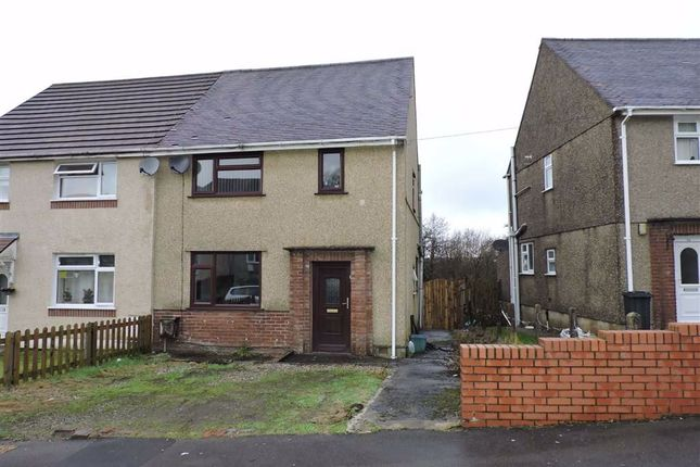 2 bed semi-detached house for sale in Derwydd Avenue, Gwaun Cae Gurwen, Ammanford SA18