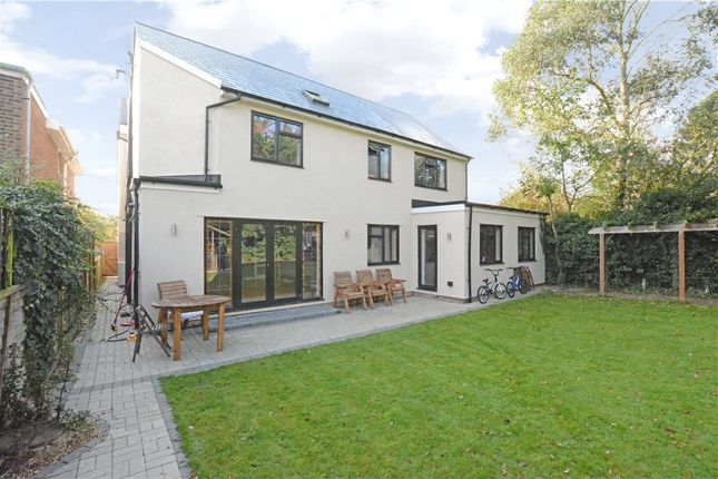 Thumbnail Detached house for sale in Holtspur Close, Beaconsfield, Buckinghamshire