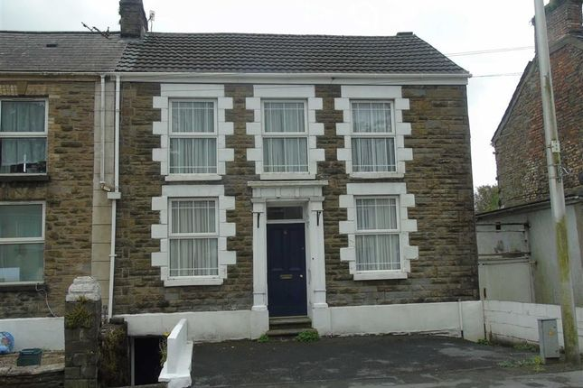 3 bed end terrace house for sale in Panteg, Felinfoel, Llanelli