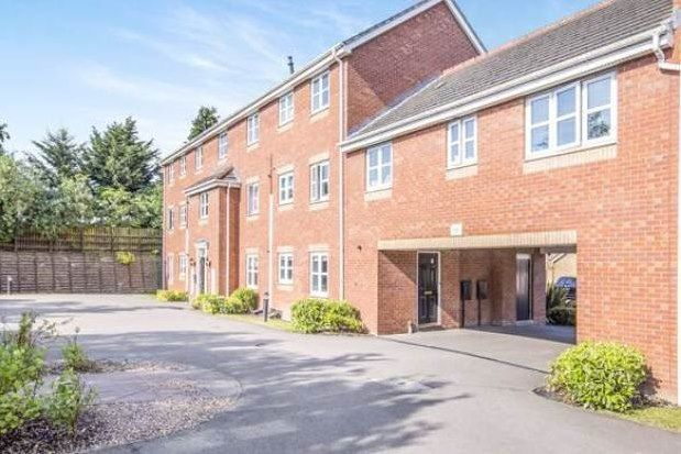 Thumbnail Flat to rent in Shipman Road, Leicester