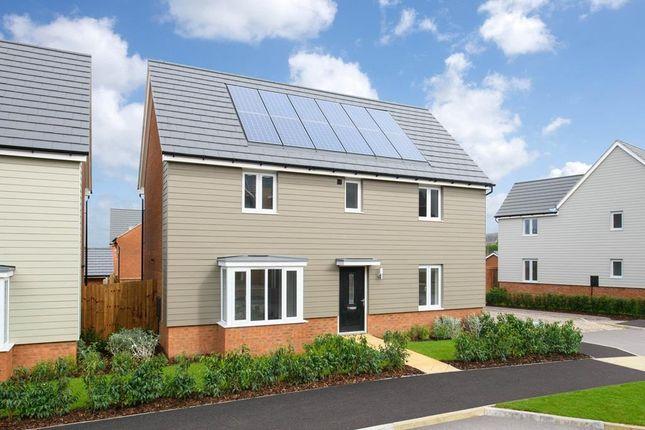 "Thumbnail Detached house for sale in ""Layton"" at Watling Street, Little Brickhill, Milton Keynes"