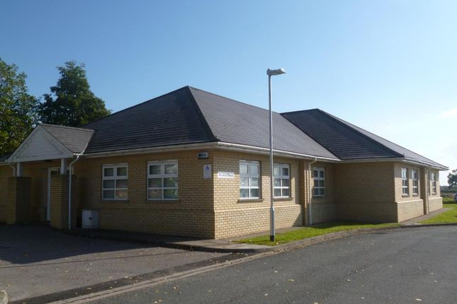Thumbnail Office for sale in St. Mellons Road, Marshfield, Cardiff