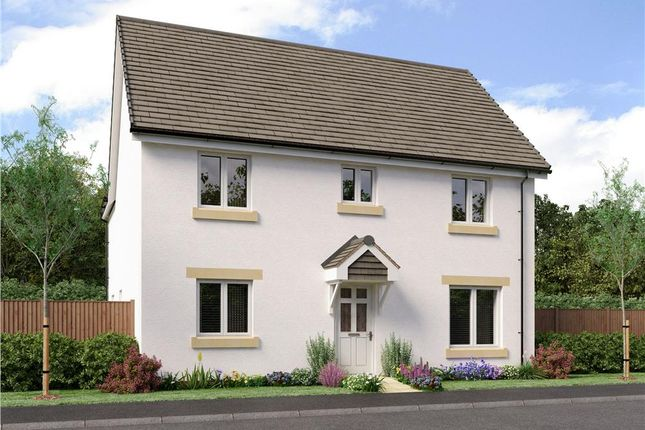 "Thumbnail Detached house for sale in ""Strathisla"" at Path Brae, Kirkliston"