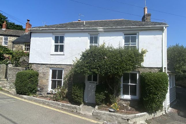 Thumbnail Detached house to rent in Fore Street, Mousehole