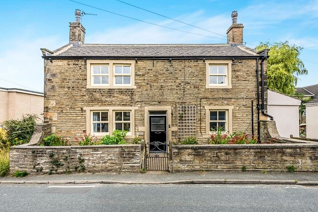 Thumbnail Detached house for sale in Oakes Fold, Lepton, Huddersfield
